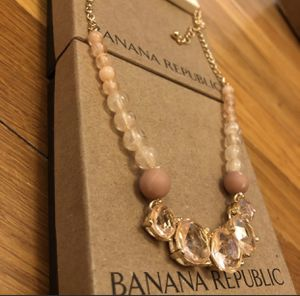 Banana Republic Necklace/choker for Sale in Lancaster, PA