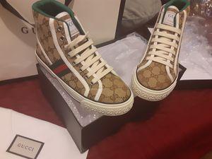 Gucci shoes size 7 US $450 for Sale in Palo Alto, CA