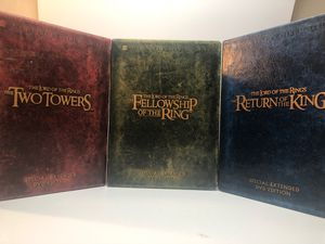 Lord of The Rings: Fellowship of the Ring (Special DVD Extended) for Sale in The Bronx, NY