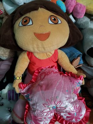 Dora pillow for Sale in Rancho Cucamonga, CA