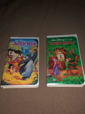 DISNEY VHS TAPES 📼 for Sale in Berea, OH