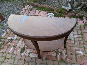 Free table. Little bit of paint on it, easily removed. for Sale in Carlsbad, CA