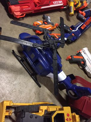 Toys , nerf guns for Sale in Moreno Valley, CA