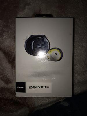 bose soundsport free for Sale in Reynoldsburg, OH