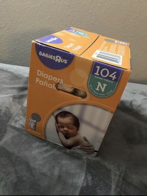 Newborn Diapers for Sale in Duncanville, TX