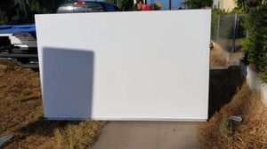 8 feet by 5 feet non magnetic whiteboard for Sale in San Diego, CA