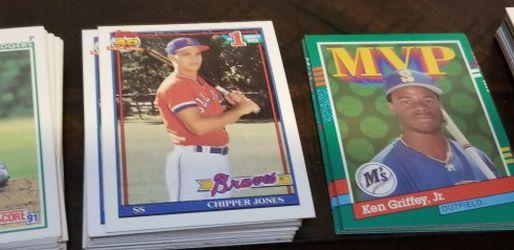 84 Baseball Cards for Sale in Jacksonville,  FL