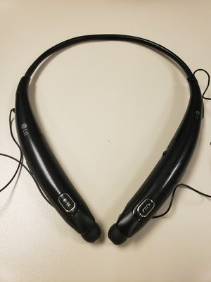 LG Bluetooth Headset for Sale in La Porte, TX