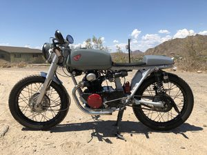 1971 Honda CB175 cafe racer for Sale in Phoenix, AZ