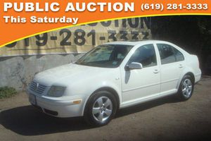 2003 Volkswagen Jetta Sedan for Sale in San Diego, CA