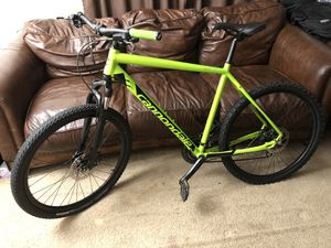 Cannondale Quick CX4 Bike with disc brakes for Sale in Tacoma, WA