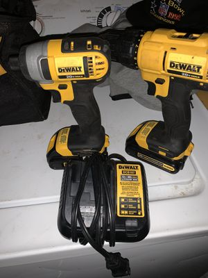 20v drill set for Sale in Garland, TX
