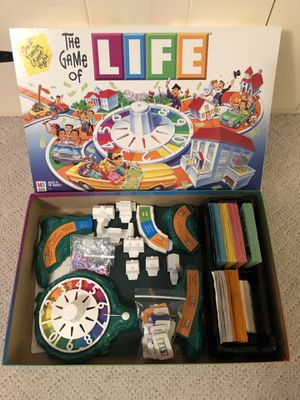 Brand New and Complete The Game of Life Board Game (2002) for Sale in Turners Falls, MA