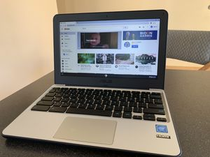 "Asus Chromebook Water Resistance 11"" C202S 4GB RAM/ 16 eMMC HD/ Used/ Working for Sale in Tacoma, WA"