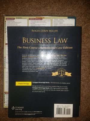 Business Law for Sale in Tacoma, WA