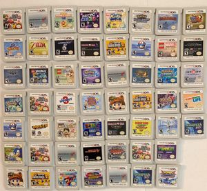 Nintendo 3DS Games for Sale for Sale in Las Vegas, NV