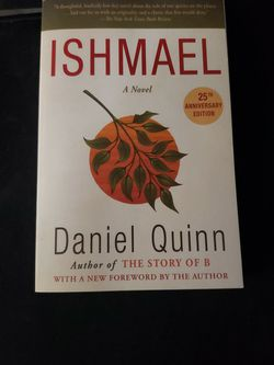 Ishmael Paperback Book for Sale in San Diego,  CA