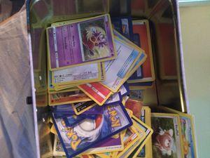 Random Pokemon cards $5 for Sale in Philadelphia, PA