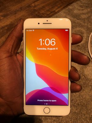 iPhone 8 Plus 64gb carrier unlocked *MINT!!!* for Sale in Tempe, AZ