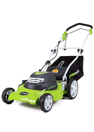 Greenworks 20-Inch 12 Amp Corded Lawn Mower 25022 for Sale in Woods Cross, UT