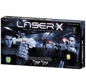 Laser X 88016 Two Player Laser Gaming Set for Sale in Pinellas Park, FL