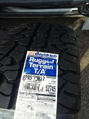 Bf good rich tire for Sale in Memphis, TN