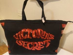 New Victoria secret bling large tote for Sale in North Richland Hills, TX