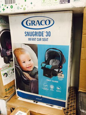 Graco snugride infant car seat for Sale in Las Vegas, NV