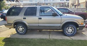 1999 Chevy 4 door blazer 4x4 2 Nd owner for Sale in Staten Island, NY