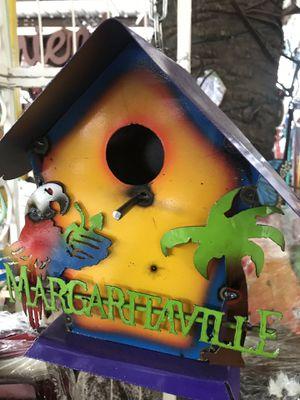 Metal Margaritaville Bird House for Sale in Austin, TX