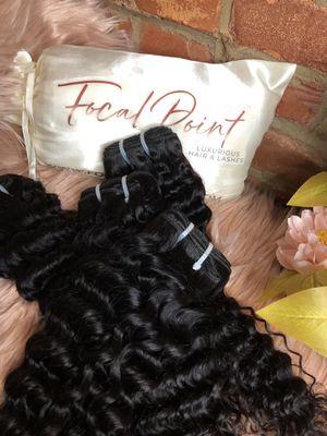 Brazilian Deep Wave Hair for Sale in Enola, PA