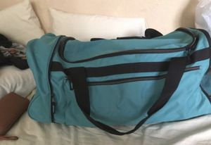 Rolling duffel bag for Sale in Monterey Park, CA