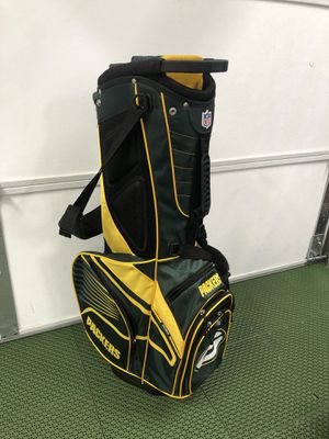 NFL Greenbay Packers Golf Bag. brand New! for Sale in Newburgh, IN