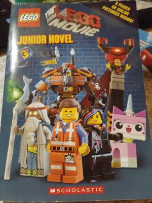 The Lego Movie Book Junior Level for Sale in West Covina, CA