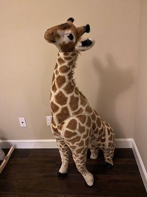 Large Stuffed Animal Giraffe for Sale in National City, CA