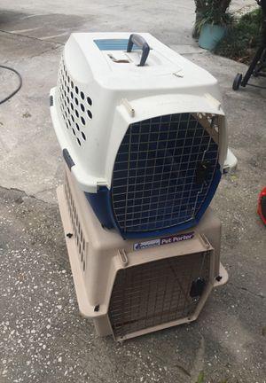 Medium size pet kennel/carrier for Sale in Lakeland, FL