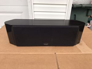 Polk Audio RM7500CC Center Channel Speaker. Tested/Works Great. In Great Condition. for Sale in Glenn Dale, MD