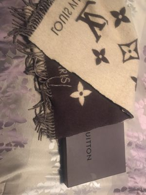 Louis Vuitton Cashmere Scarf for Sale in Clackamas, OR
