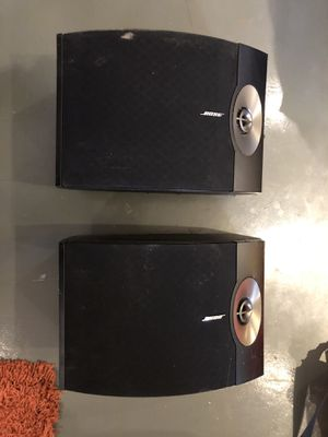 2 301V Bose speakers for Sale in Washington, DC