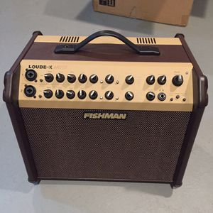 Fishman Loudbox Artist acoustic Amp for Sale in Seattle, WA