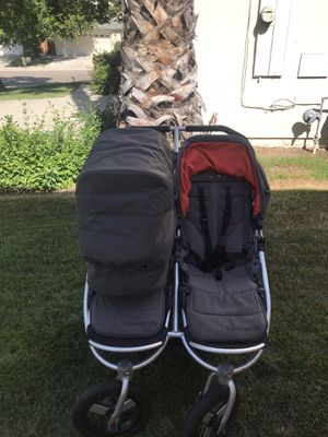 Bumbleride double stroller for Sale in Tracy, CA