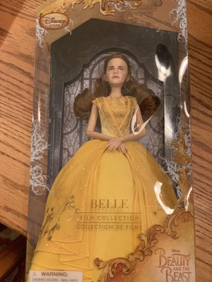 Disney Belle Film Collection Doll - Beauty and the Beast - Live Action Film - 11 1/2 inch for Sale in Alpharetta, GA