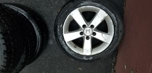 07 Civic EX Rims for Sale in Lawrence, MA