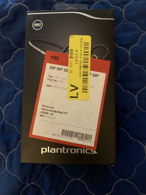 Plantronics bluetooth headphones for Sale in Philadelphia, PA