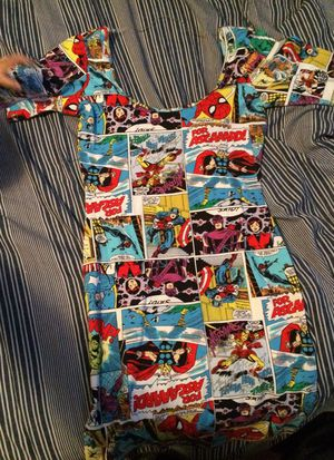 Marvel comics dress for Sale in Fairfax, VA