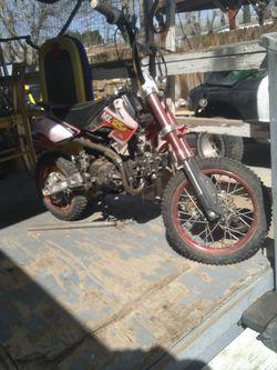 Ssr125 Pitbike for Sale in Hesperia,  CA
