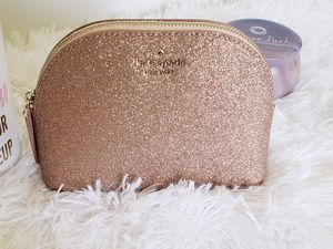 *NWT* Kate Spade Joeley Small Dome Cosmetic Case for Sale in Salisbury, MD