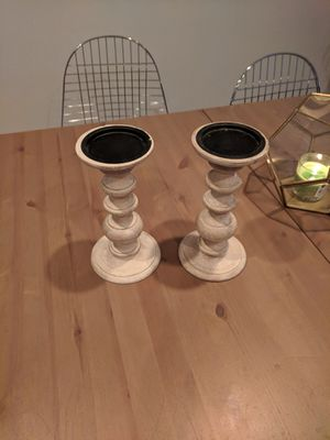World Market candle holders for Sale in Alexandria, VA