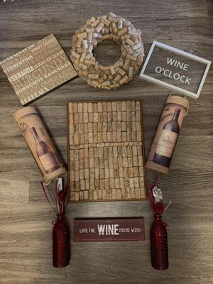 WINE THEMED BUNDLE for Sale in Silver Spring, MD