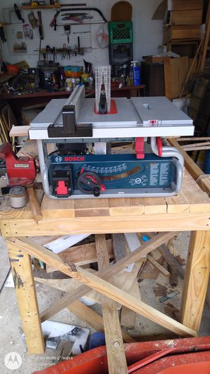 Bosch Table saw for Sale in Nitro, WV